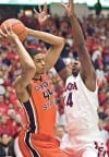 Beavers turn it over in Tucson, lose 70-59
