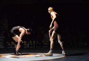 Prep wrestling: Rich has fourth state title in his sights