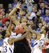 OSU men's basketball Beavers can't quite get ahead of No. 10 Kansas