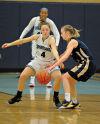 CHS girls basketball Jaclyn Zalesky