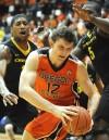 OSU men's basketball Robinson not happy with several calls in Civil War loss