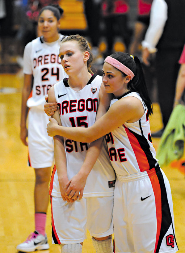 OSU women's basketball: Beavers suffer another agonizing ...