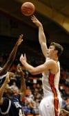 OSU men's basketball Angus Brandt