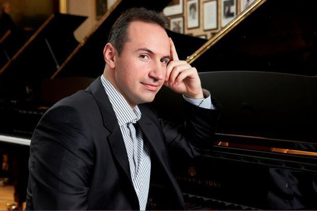 Joy and flexibility: Macedonian pianist plans Corvallis stop