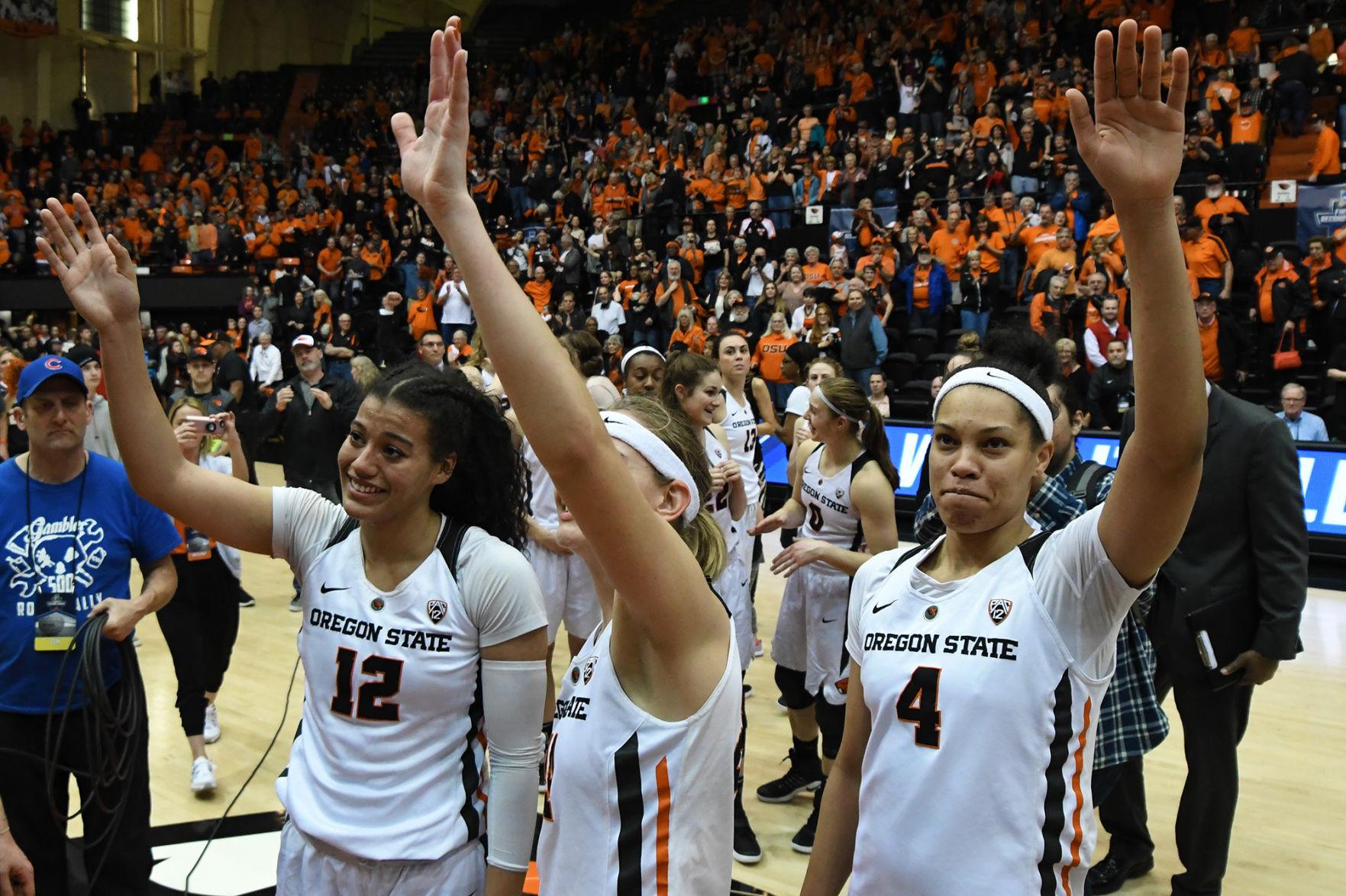 Oregon State advances to Stockton with easy win