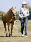 Nicole Schrock, rodeo queen