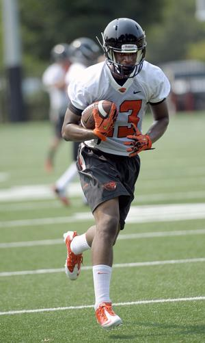 OSU football: Young receivers catching on for Beavers