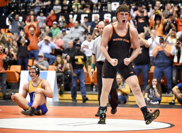 OSU wrestling: Beavers win 4th straight Pac-12 title