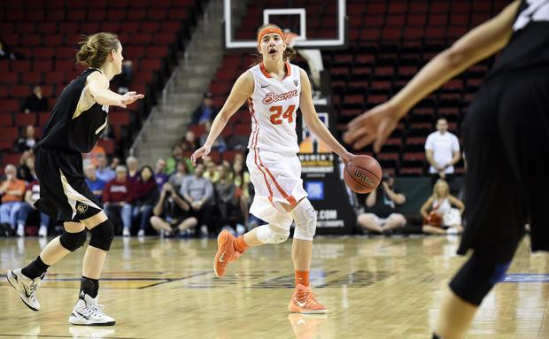 OSU women's basketball: Wiese excited to play for Team USA
