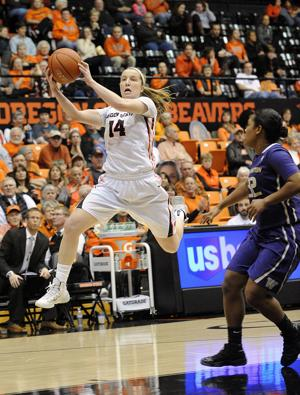 OSU women's basketball: Beavers excited for challenging schedule
