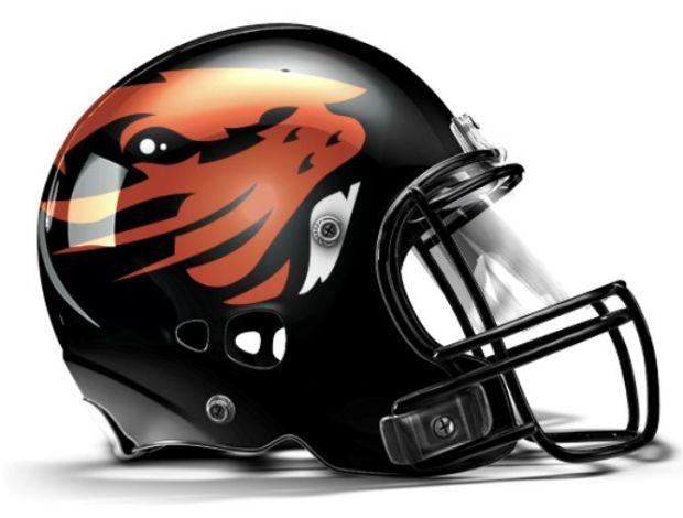 Beavers helmet