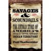 Oregon Book Award 'Savages and Scoundrels'