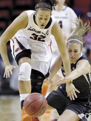 OSU women's basketball: Beavers downs Cougars to advance to Pac-12 finale