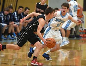 Prep boys basketball: Humphreys sparks Spartans to big win over Central