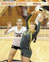 OSU women's volleyball Amanda Brown
