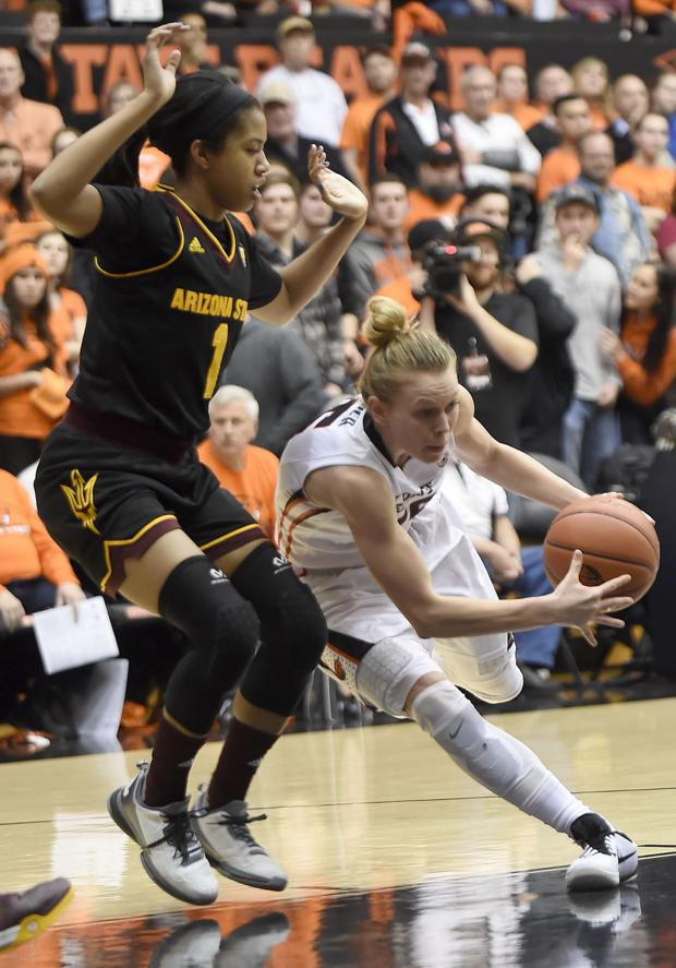 OSU women's basketball: Beavers back to full strength for second half of Pac-12 season