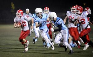 Prep football: Spartans can't slow down Riddell, Panthers