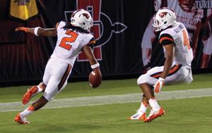 OSU football: Nelson's pick-6 against SDSU last year was confidence booster