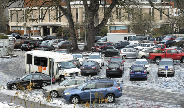 an analysis of the parking dilemma on the campus of appalachian state university The university should make this a priority in order to enhance the 'green' reputation the problem of temperature surges is a more difficult problem to fix as the appalachian campus and the town of boone grew within the watershed of boone creek, stormwater management was essentially just a problem of moving rainwater from pavement and.