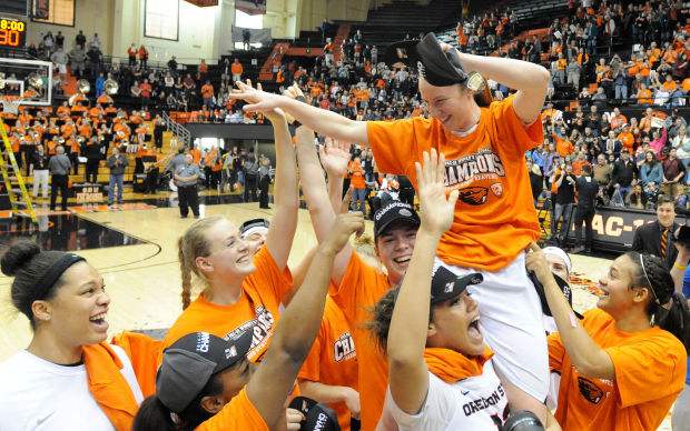 OSU women's basketball: Beavers refocus mindset to win outright Pac-12 title