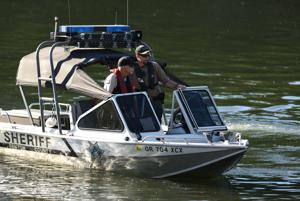 Man missing at Bowman Park on Willamette