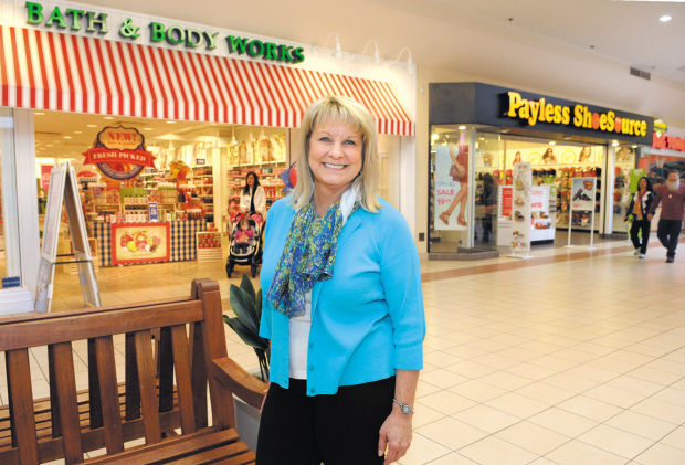 Manager Aims To Fill Up Heritage Mall