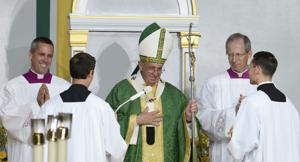 Corvallis native traveled with Pope Francis during recent U.S. visit