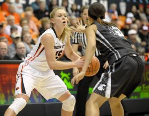 OSU women's basketball: Beavers selected third by Pac-12 coaches