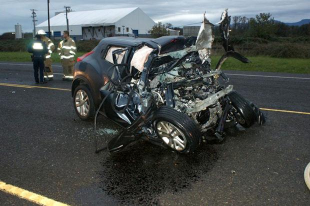 Car Accident I  Oregon