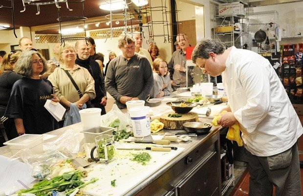 Chefs Show Off At Culinary Event Local
