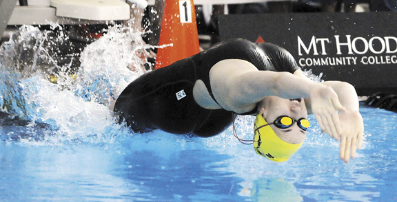 Prep Girls Swimming Summit Ends Crescent Valley 39 S Streak Of State Titles At Five Swimming