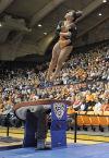 OSU gymnastics: Aufiero stays steady on vault and bars