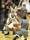 OSU men's basketball Roberto Nelson, Eric Moreland