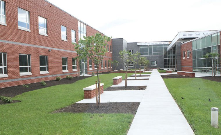 New middle school is nearly complete - Gettysburgtimes.com: Local News
