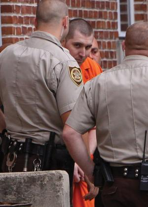 Christopher Johnson to face lethal injection for murder of WCO Grove