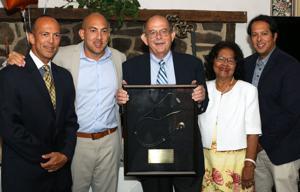 Scholarship to honor Dr. Krablin's career