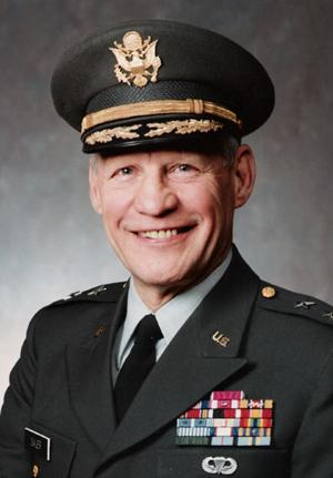 Gerald T. Sajer Major General U.S. Army (Retired)