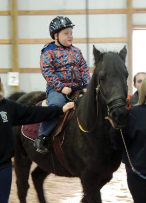 Special Olympics adds equestrian program
