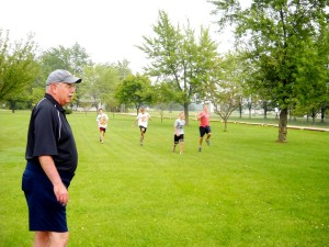 Cross Country makes debut