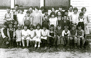 A LOOK BACK IN TIME   |   Pleasant Valley School 1930-31