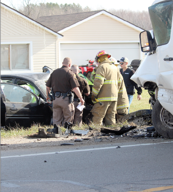 Car Accident In Gladwin County