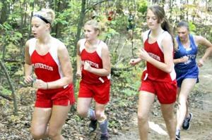Beaverton and Gladwin schools competed in the Cedar Bend Invite at the the Gladwin County Recreation Area.