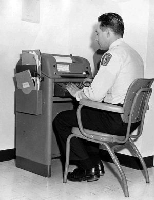 Vetrano teletypes
