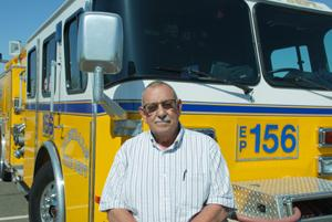 Brunacini Grand Marshal of 26th Annual Fire Parade Oct. 4