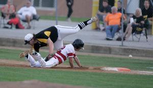 Photos: Clear Lake at Mason City baseball