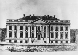 Today In History, Oct. 13: The White House