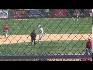 Daniel Bradley 3-run homer