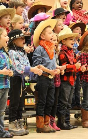 Photos: Forest City 1st and primary concerts