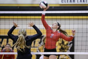 Photos: Forest City at Clear Lake Volleyball