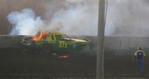 Photos: I-35 Speedway, April 5